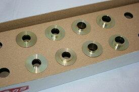 スプーン リジッドカラー(リジカラ) スバル トレジア NSP120X/NCP120X フロント用 品番: 50261-P91-000