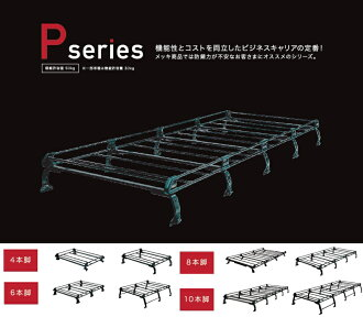 TUFREQ (tough Lec) roof carrier P series article number: PH651B (Code: S-4)