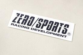 ZEROSPORTS(ゼロスポーツ) オリジナルカッティングステッカー CS-1 カーボン調 品番:1453201