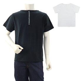 ジェーイーモーガン JEMORGAN 10ボタンヘンリーネックTシャツ J9126-226