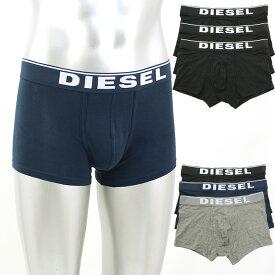 ディーゼル DIESEL パンツ ロゴデザインボクサーパンツ3枚セット ST3V-JKKB