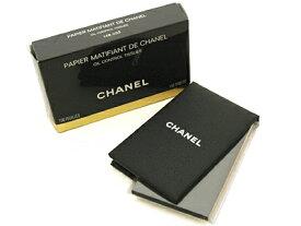シャネル パピアマティフィアント オイルコントロール ペーパー (ミラー付き) 油取り紙:150枚