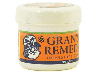 グランズレメディ GRAN'S REMEDY 靴の抗菌消臭剤 フローラルの香り 50g 【あす楽対応】