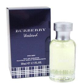 バーバリー BURBERRY ウィークエンド フォー メン オードトワレ 香水 50ml