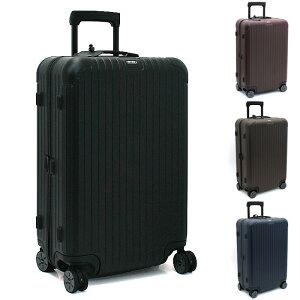 リモワ RIMOWA サルサ SALSA 63L キャリーケース スーツケース(TSAロック 電子タグ) 811 63