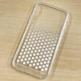 ルイヴィトン LOUIS VUITTON フォンダシオンルイヴィトン Fondation Louis Vuitton アイフォンケース iPhone case iPhoneX iPhoneXSケース