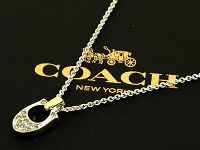 コーチ COACH ネックレス F54517 ONE SV GD 【あす楽対応】