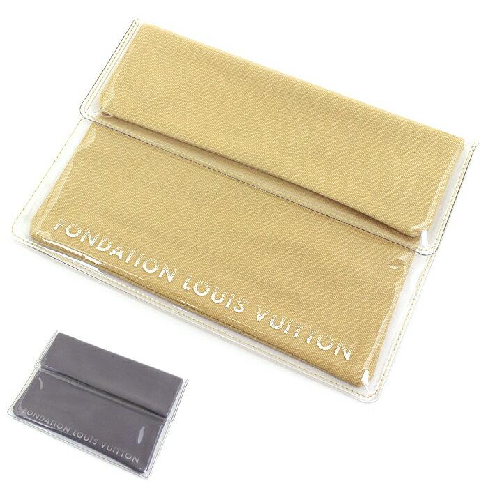 ルイヴィトン LOUIS VUITTON フォンダシオンルイヴィトン Fondation Louis Vuitton タブレットケース TABLET POUCH