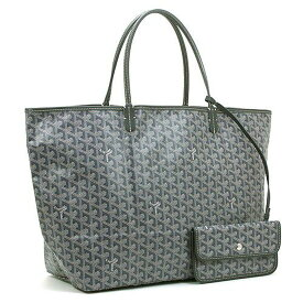 ゴヤール GOYARD サンルイGM SAINT LOUIS GM AMALOUIS GM グレー