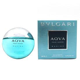 ブルガリ BVLGARI 香水 100ml アクア プールオム マリン オーデトワレ メンズ