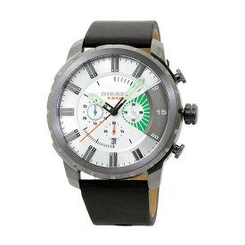 ディーゼル DIESEL 時計 ウォッチ メンズ ストロングホールド クロノグラフ STRONGHOLD DZ4410 シルバー文字盤