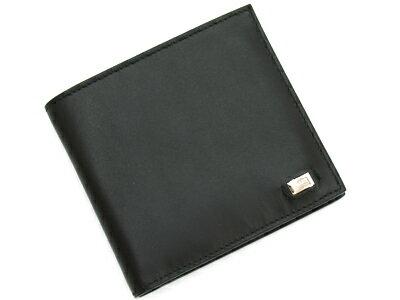 バリー MARTELS 二つ折り財布00 BLACK ブラック【あす楽対応】*