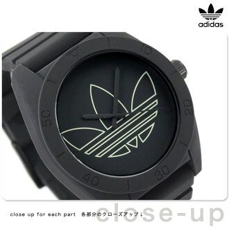 Adidas Santiago XL quartz ADH2855 watch adidas black
