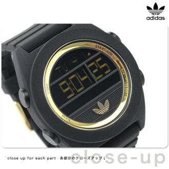 Adidas Santiago XL Digital Quartz ad2911 adidas watch-all black / gold