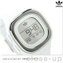 アディダス オリジナルス デンバー ユニセックス 腕時計 ADH3032 adidas ホワイト