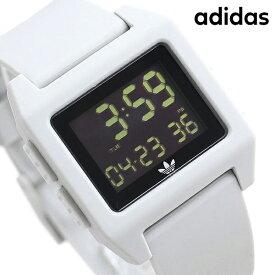 15日ならさらに+9倍に10%割引クーポン! アディダス オリジナルス デジタル メンズ レディース 腕時計 Z153186-00 adidas アーカイブ_SP1 ブラック×アッシュシルバー【あす楽対応】