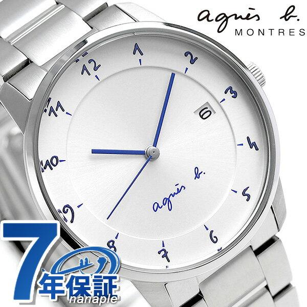 アニエスベー 時計 マルチェロ 日本製 メンズ FBRK997 agnes b. シルバー アニエス・ベー 腕時計【あす楽対応】