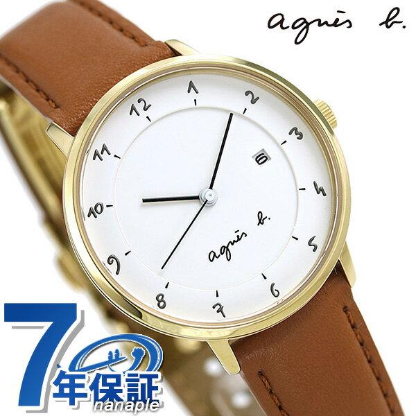 【当店なら!さらにポイント+4倍!21日1時59分まで】 アニエスベー 時計 マルチェロ 日本製 レディース FBSK944 agnes b. ホワイト アニエス・ベー 腕時計