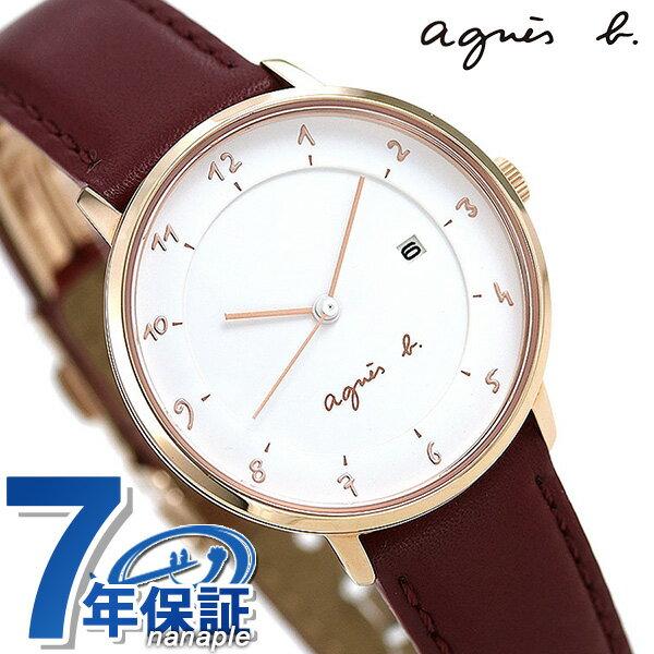 【当店なら!さらにポイント+4倍!21日1時59分まで】 アニエスベー 時計 マルチェロ 日本製 レディース FBSK945 agnes b. ホワイト アニエス・ベー 腕時計【あす楽対応】