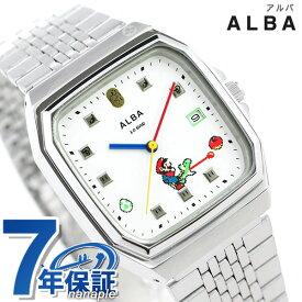 【15日はさらに+4倍でポイント最大37.5倍】 セイコー スーパーマリオ ヨッシー メンズ レディース 腕時計 ACCK425 SEIKO ALBA キャラクターウォッチ 時計【あす楽対応】