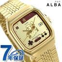 セイコー スーパーマリオ 流通限定モデル メンズ レディース 腕時計 無敵マリオ ファミコン ACCK711 ゴールド キャラ…
