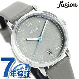 セイコー アルバ フュージョン fusion 70's ミリタリーウォッチ メンズ レディース 腕時計 SEIKO AFSJ402 シティミリタリー グレー【あす楽対応】