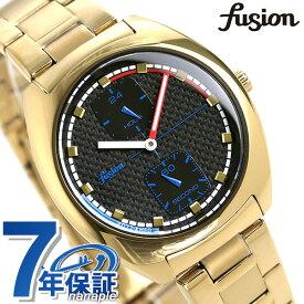 セイコー アルバ フュージョン fusion 90's ネオンカラー レトロ メンズ レディース 腕時計 SEIKO AFSK401 ファッションミックス ブラック×ゴールド