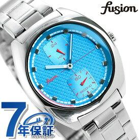 セイコー アルバ フュージョン fusion 90's ネオンカラー レトロ メンズ レディース 腕時計 SEIKO AFSK402 ファッションミックス ライトブルー
