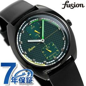 セイコー アルバ フュージョン fusion 90's ネオンカラー レトロ メンズ レディース 腕時計 SEIKO AFSK403 ファッションミックス グリーン×ブラック