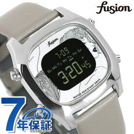 セイコー アルバ フュージョン クリエイターズ コラボ 限定モデル メンズ レディース 腕時計 AFSM703 SEIKO ALBA fusion ブラック×ベージュ【あす楽対応】