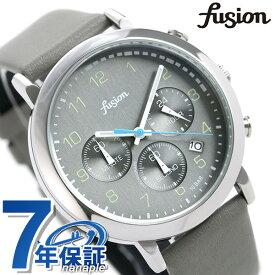 【15日は全品5倍にさらに+4倍でポイント最大32.5倍】 セイコー アルバ フュージョン fusion 70's ミリタリーウォッチ メンズ レディース 腕時計 SEIKO AFST402 シティミリタリー グレー