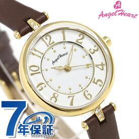 【20日はさらに+4倍でポイント最大27倍】 エンジェルハート イノセントタイム ソーラー レディース IT29Y-BW Angel Heart 腕時計