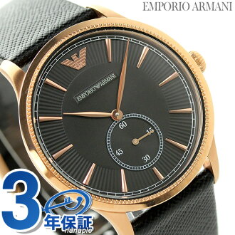 emporioarumaniarufa AR1798 EMPORIO ARMANI人手表黑色
