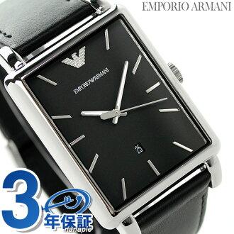 emporioarumanikurashikku AR1851 EMPORIO ARMANI人手表黑色