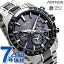 セイコー アストロン 5Xシリーズ 限定モデル チタン 腕時計 メンズ SBXC027 SEIKO ASTRON ブラック【あす楽対応】