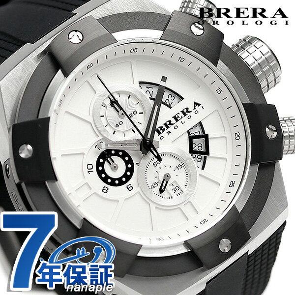 ブレラ オロロジ BRERA スーパースポルティーボ 48mm BRSSC4905 クロノグラフ 腕時計 時計
