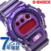 CASIO g-shock g-shock crazy colors purple DW-6900CC-6DR