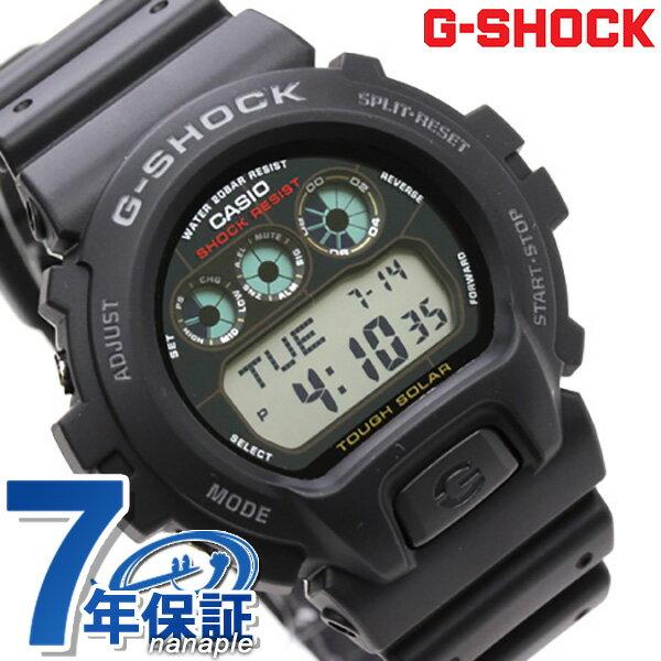 G-SHOCK ソーラー CASIO G-6900-1DR 6900 腕時計 カシオ Gショック 時計