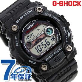 【今なら全品5倍でポイント最大30倍】 G-SHOCK 電波 ソーラー CASIO GW-7900-1ER 腕時計 カシオ Gショック タイドグラフ・ムーンデータ搭載 ブラック 時計【あす楽対応】