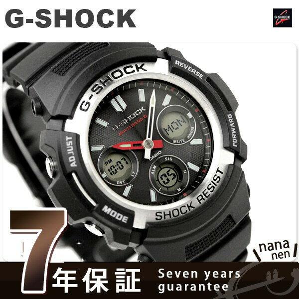 G-SHOCK ソーラー電波 AWG-M100-1A カシオ ジーショック [ G-SHOCK ]【あす楽対応】