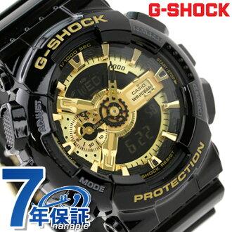 GA-110GB-1ADR g-shock anadejiburakku×黄金GSHOCK G-SHOCK CASIO
