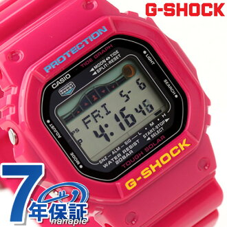 GRX-5600A-4DR G打击G-SHOCK G打击G骑太阳能粉红