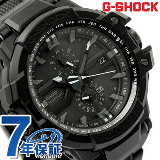GW-A1000FC-1AJF CASIO G打擊G打擊天駕駛室智能訪問搭載黑色G-SHOCK