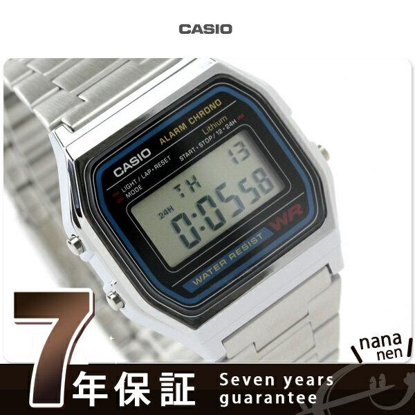 カシオ 腕時計 チープカシオ デジタル メンズ 海外モデル CASIO STANDARD DIGITAL A158WA-1CR チプカシ