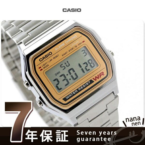 カシオ 腕時計 チープカシオ デジタル メンズ 海外モデル CASIO STANDARD DIGITAL A158WEA-9CF チプカシ