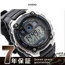 カシオ 腕時計 チープカシオ スポーツ ギア メンズ 海外モデル ブラック SPORTS GEAR CASIO AE-2000W-1AVCF チプカシ