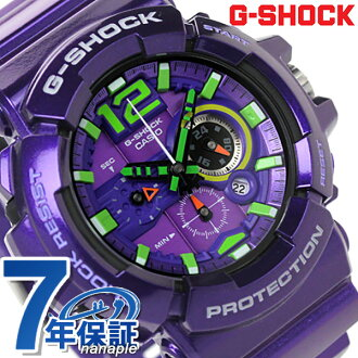 GAC-110-6ADR G-SHOCK Men's Watch Quartz Watch CASIO G-SHOCK Purple