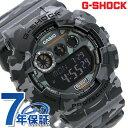 GD-120CM-8DR G-SHOCK カモフラージュシリーズ 限定モデル メンズ カシオ Gショック 腕時計 クオーツ ブラック×グレー