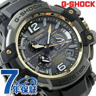 GPW-1000FC-1A9ER G-SHOCK天驾驶室GPS混合电波太阳能卡西欧G打击手表