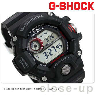 GW-9400-1DR G打击卡西欧手表人主人of G范围人员黑色CASIO G-SHOCK